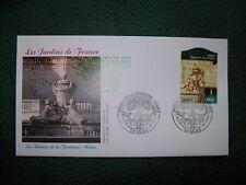 2005_ENVELOPPE 1er JOUR_FDC_JARDINS DE FRANCE III_JARDIN DE LA FONTAÎNE-NÎMES.