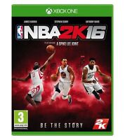 NBA 2K16 Xbox One Excellent - 1st Class Delivery