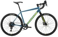 2017 Cannondale Slate Apex Endurance Gravel Road Bike Small Retail $2000