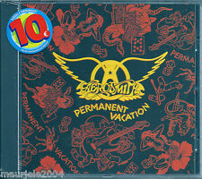 Aerosmith. Permanent Vacation (1987) CD NUOVO The Movie Heart's Done Time. Angel