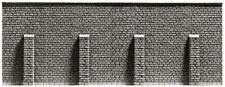 NOCH 48057 Spur TT, Stützmauer extra lang, 51,6x9,8cm Grundpreis 1qm=352,00 Euro