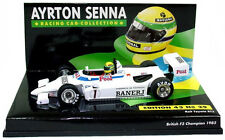 Minichamps Ralt RT3 British F3 Champion 1983 - Ayrton Senna 1/43 Scale