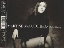MARTINE MCCUTCHEON PERFECT MOMENT CD SINGLE 3 TRACKS