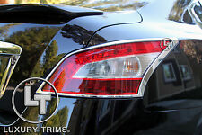 Maxima Chrome Taillight Trim Bezels by Luxury Trims 2009-2015 For Nissan Maxima