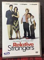 Relative Strangers DVD Rent Nuovo Sigillato Danny De Vito Bates Campbell