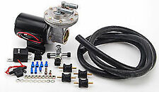 """Electric Vacuum Pump Kit 18"""" to 22"""" for Brake Booster 12V"""