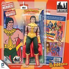 """DC Super Friends Retro mego 8""""Series 2  El Dorado MIP SHIPS FREE  in 24 hours!"""