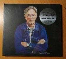 ERIC CLAPTON - I STILL DO - CD 2016 (FACTORY SEALED - BRAND NEW) [Digipak]