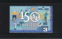 THAILAND 2015 150TH ANNIV. OF THE ITU COMP. SET OF 1 STAMP IN MINT MNH UNUSED