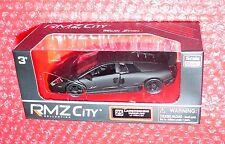 RMZ City Collection #25 Lamborghini Murcielago LP 670-4 SV  Matte Series black