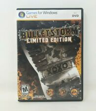 Bulletstorm Limited Edition 2011 video juego de PC Windows Epic Games Electronic Arts FP20