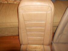 C3 CORVETTE SEAT BACKS 70-78