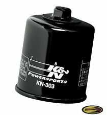 K&N Performance Oil Filter Fits Kawasaki Polaris Yamaha KN-303
