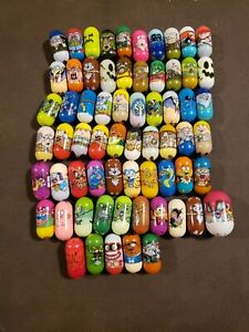 Mighty Beanz Moose Lot Of 65 Beans