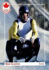 1992 Canadian Olympic Hopefuls #100 Bob Gasper