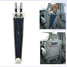 Foldable Car Umbrella Holder Organizer Storage Bag Waterproof Cover(Dark Blue)