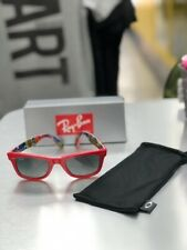 Ray Ban Wayfarer Red Special Series #11 Women's Sunglasses