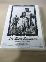 Los Sette Samurai DVD Akira Kurosawa
