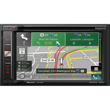 "Pioneer 2-DIN 6.2"" Touchscreen Car Stereo DVD CD GPS Navigation Receiver"