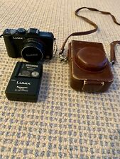 Panasonic Dmc Lx-5 Digital Camera with Accessories 10.1 Mp