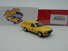 "Herpa 093972 - Opel Rekord D Caravan in gelb "" Shell Servicefahrzeug "" 1:87 NEU"