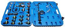 27tlg. Kühlsystemtester Kühlerabdrückgerät Kühler Drucktester