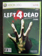 Japanese Xbox 360 Xbox One Left 4 Dead
