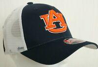 NEW Auburn University Tigers Navy Zephyr Snapback Baseball Trucker Hat Cap OS