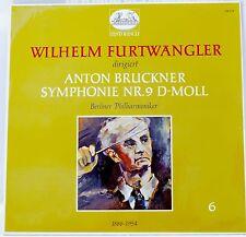 * W-LP-Wilhelm Furtwängler Orchestra ANTON BRUCKNER SINFONIA N. 9 d-Moll