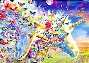 Unicorn Dream by Adam Chesterman Bluebird 1000 Piece Jigsaw Puzzle
