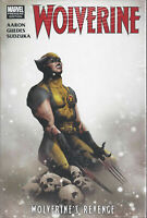 Wolverine : Wolverine's Revenge Marvel Hardcover HC  Sealed  Aaron, Guedes