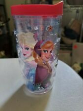 Elsa Anna Disney Frozen Tervis Tumbler Cup 10 oz with Pink Lid  2 AVAILABLE
