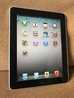 Apple iPad 1st Generation 16GB, 64GB Wi-Fi & 3G 9.7in - Black  - See Description