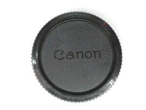 Canon Genuine FD Mount Camera Body Dust Cap AE-1 A-1 AT-1 AV-1 F-1 T70 T80 T90