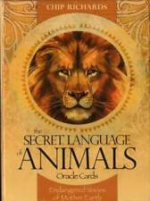 Secret Language of Animals Oracle Cards by Chip Richards Tarot Fortune Telling