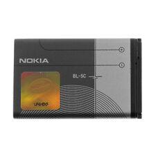 Neue 1020mAh BL-5C Akku für Nokia 7610 1200 6230i 2310 6600 1600 2600 E50 #344