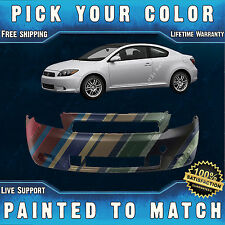 NEW Painted to Match - Front Bumper Cover Fascia Replacement 2005-2010 Scion TC