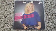 "Bonnie st. claire-I won 't stand between them 12"" disco vinyl"
