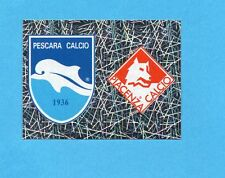 PANINI CALCIATORI 2005-2006- Figurina n.601- PESCARA+PIACENZA -SCUDETTO-NEW
