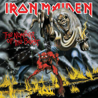 Number Of The Beast - Iron Maiden (CD New) 4050538426960