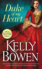 Duke of My Heart (A Season for Scandal) ( Bowen, Kelly ) Used - VeryGood