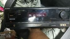 LOCAL PICKUP SONY STR-DE805G Home Theater Audio Stereo Reciever AM/FM 270W 4-16