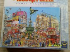 jigsaw puzzles 1000 pcs Piccadilly Circus/Comic