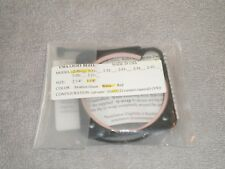 "New listing Uma Instrument El Light Ring Bezels 3 1/8"" White 2-30-W"