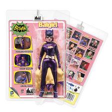 Batman 66 Classic TV Show Mego Style 8 Inch Figures Series 5: Batgirl