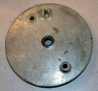 """Triumph T120 TR6 650 8"""" Front Brake Backing Plate bare"""