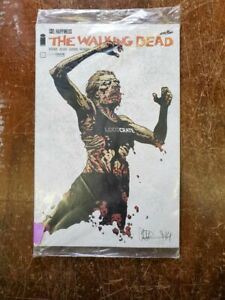 The Walking Dead Lootcrate Exclusive comicbook
