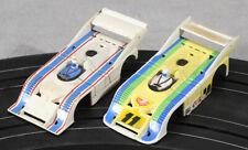 Lot of HO Slot Car Bodies! AFX Porsche 917-10!!