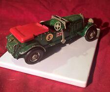 Vintage Matchbox Models Of Yesteryear 1929 4 1/2 Litre Bentley  No. 5