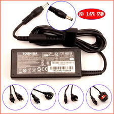 Original Ac Adapter Charger for Toshiba Satellite E105-S1402 M35X-S3491 A110